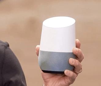 Умная колонка Google Home — голосовой помощник