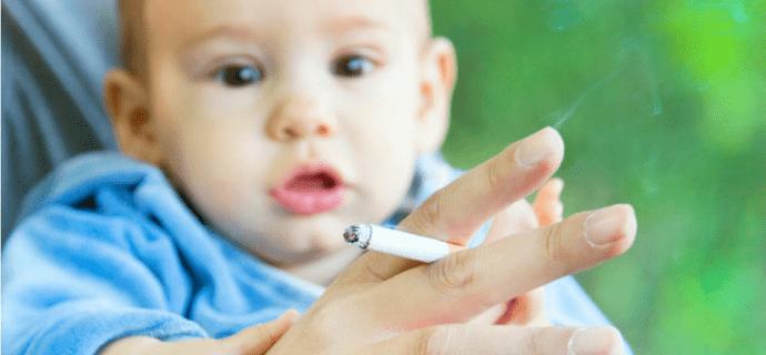 Проследить, что никто не курит