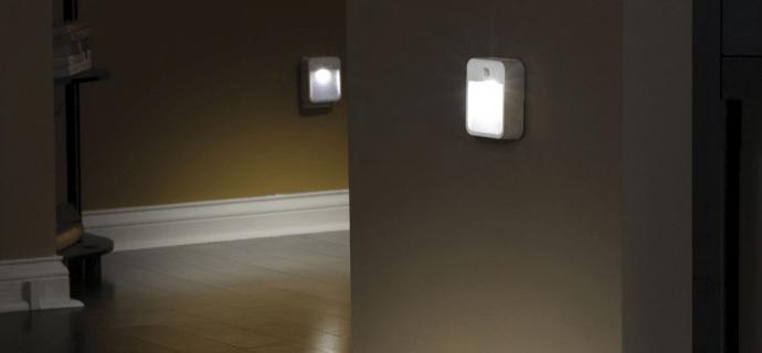Автоматический свет при пожаре