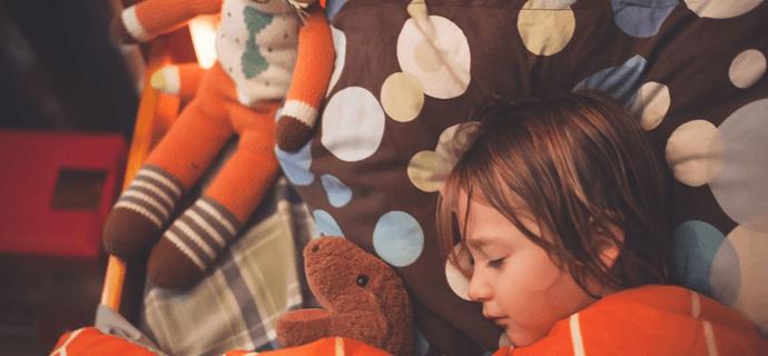 Как спокойно уложить детей спать