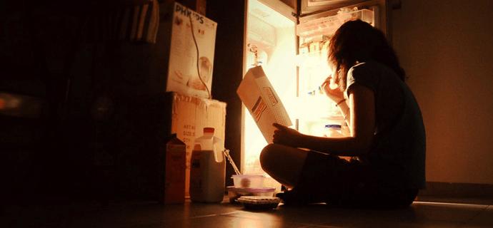 Как засечь движение на кухне ночью