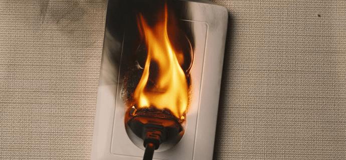 Автоматическая сирена при пожаре