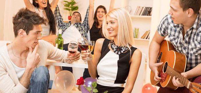 Mood 1: Домашняя вечеринка