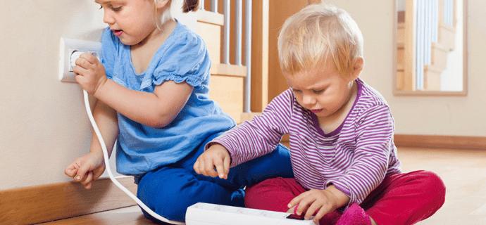 Как проще присматривать за детьми
