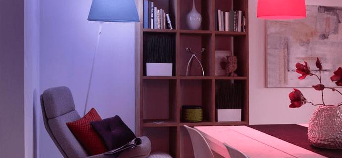 Как менять цвет ламп по расписанию