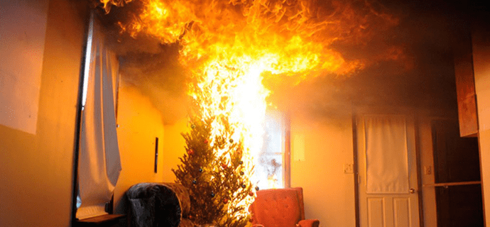 Как удаленно впустить пожарных