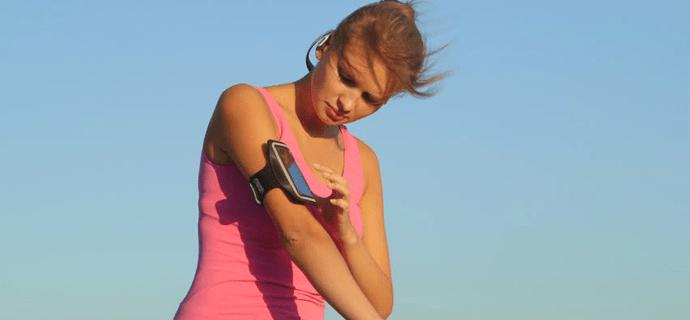 Как выйти на пробежку без ключей