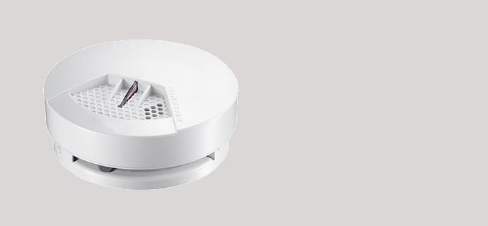 Как установить датчик дыма Vision
