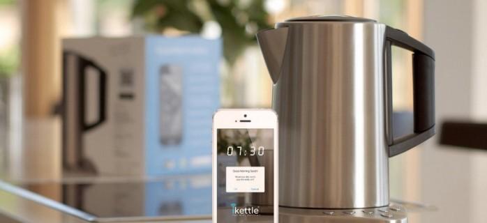 Умные чайники следуют за пожеланиями потребителей