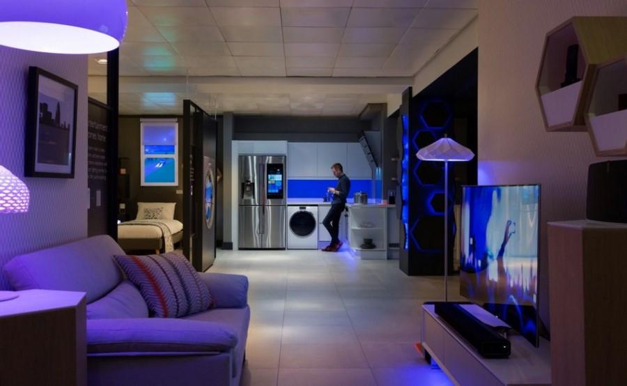 Функциональное и умное освещение для дома