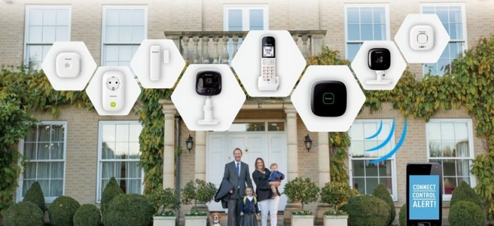 Ещё одна система автоматизации – «дом будущего» от Panasonic