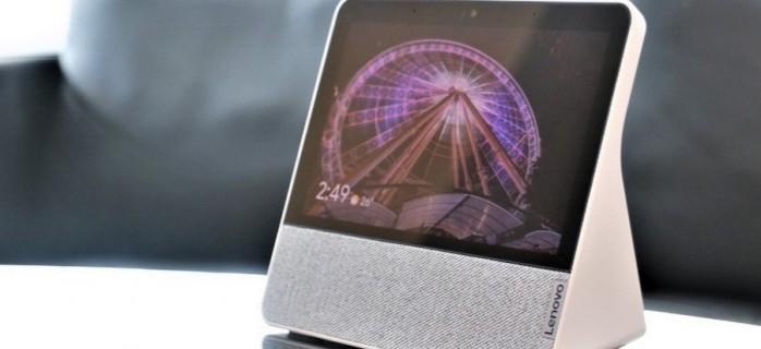 Смарт-дисплей для управления умным домом