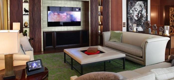 Автоматическое управление пространством: мебель для умного дома