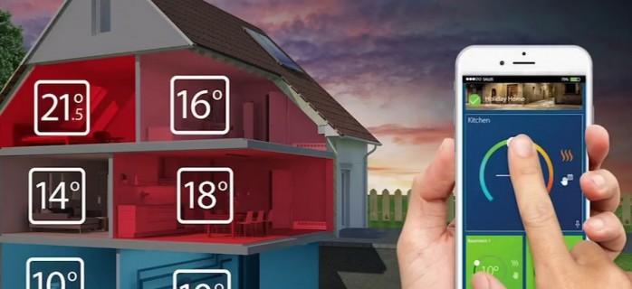 Создаём комфортный климат с умным домом