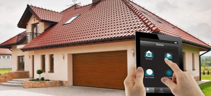 Система умного дома для гаража