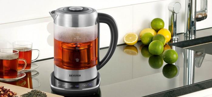 Использование умного чайника в домашних условиях