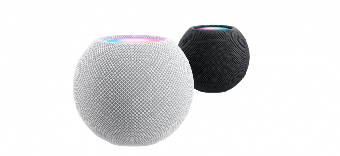 Apple представила HomePod Mini