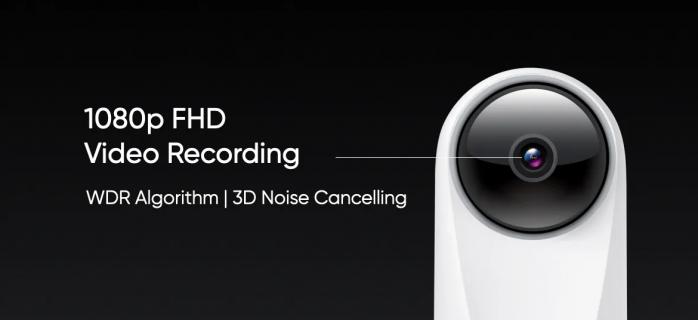 Realme представила свою первую смарт-камеру
