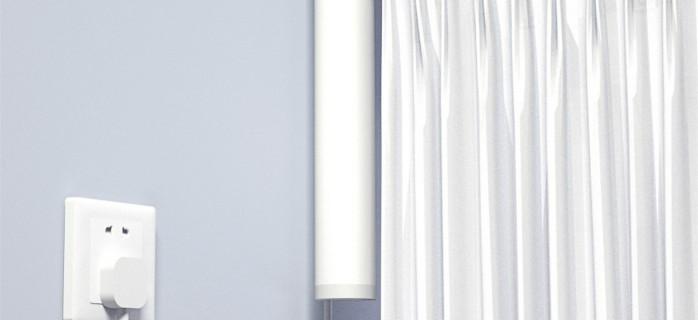 Стартовали продажи смарт-штор Mi Smart Curtain от Xiaomi