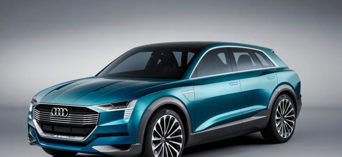 Электромобили Audi смогут подключаться к умным домам