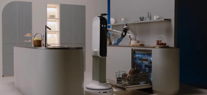Samsung представила умных роботов-ассистентов для дома