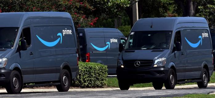 Amazon планирует использовать камеры с искусственным интеллектом в машинах курьерской службы