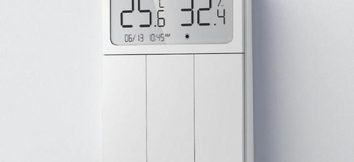 Mijia представила новый пульт управления климатом для умного дома