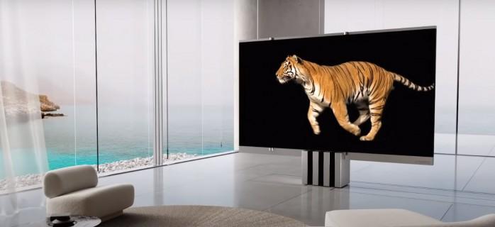 C'SEED представила умный телевизор стоимостью 400 000 долларов