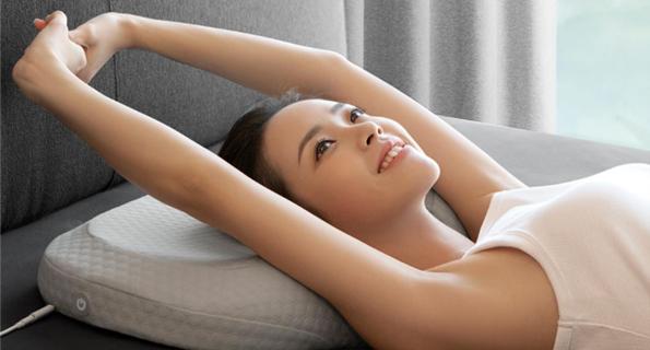 Компания Xiaomi представила умную подушку
