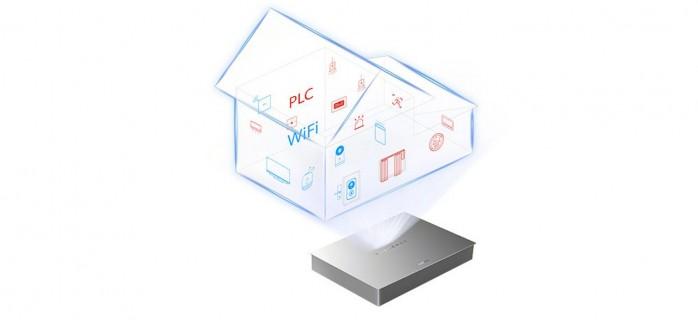 Huawei представила хост-устройство для управления умным домом