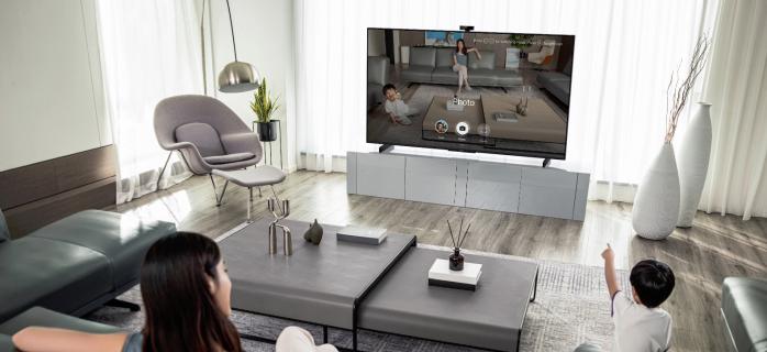 Huawei анонсировала телевизоры Vision S с HarmonyOS