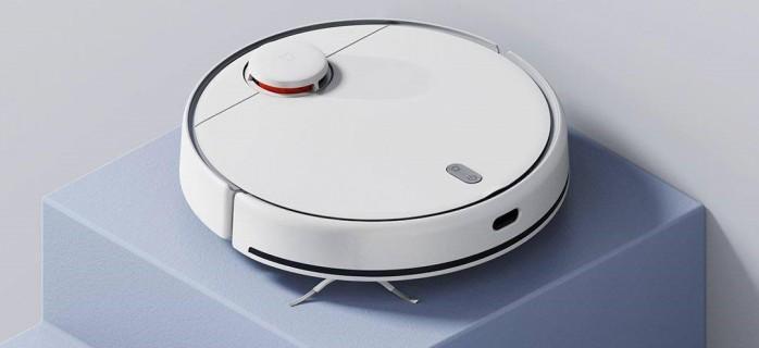 Xiaomi Mijia Robot 2: новый робот-пылесос от китайского бренда